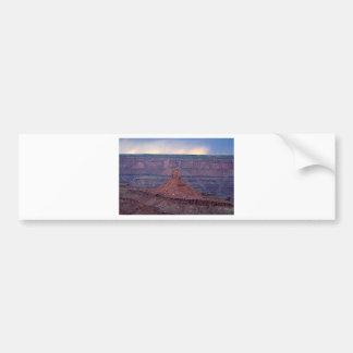 Dead Horse Point State Park, Utah, USA 7, sunset Bumper Sticker