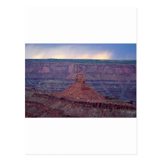 Dead Horse Point State Park, Utah, USA 7, sunset Postcard