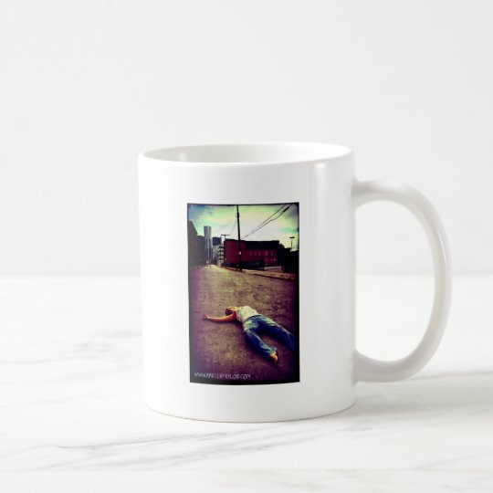Dead in the City by April A Taylor Coffee Mug