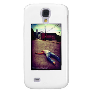 Dead in the City by April A Taylor Galaxy S4 Case