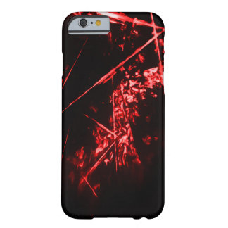 Dead Inside Airbrush Art Barely There iPhone 6 Case