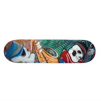 Dead Jazz Skateboard