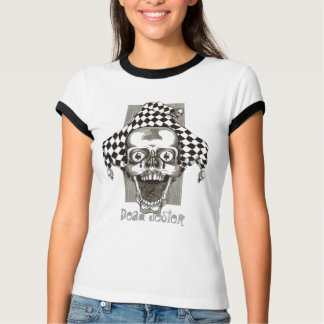Dead Jester Titled T-Shirt. T-Shirt