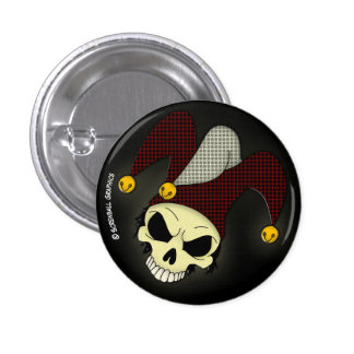 Dead Joker Button (Small)