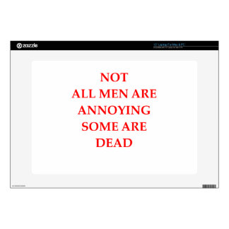 DEAD LAPTOP DECAL