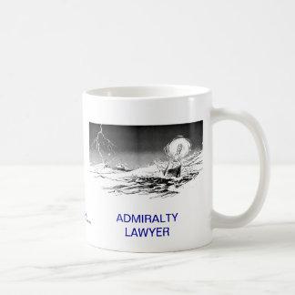 Dead Lawyer™ Admiralty Lawyer Coffee Mug