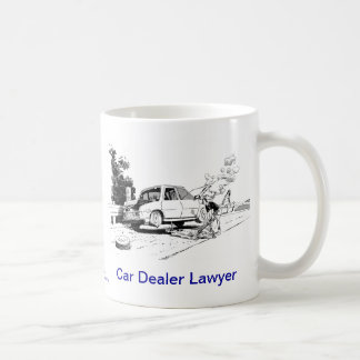 Dead Lawyer™ Car Dealer Lawyer Coffee Mug