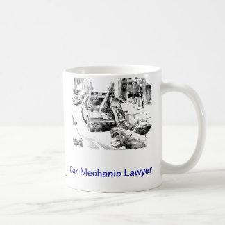 Dead Lawyer™ Car Mechanic Lawyer Coffee Mug