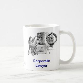 Dead Lawyer™ Corporate Lawyer Coffee Mug