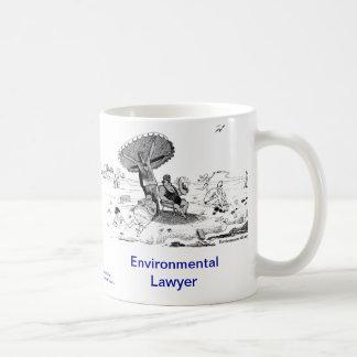 Dead Lawyer™ Environmental Lawyer Coffee Mug