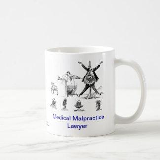 Dead Lawyer™ Medical Malpractice Lawyer Coffee Mug