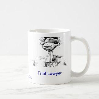 Dead Lawyer™ Trial Lawyer Coffee Mug