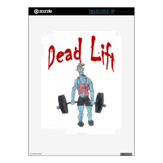 Dead Lift Skin For The iPad 2