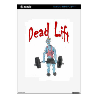 Dead Lift Skins For iPad 3