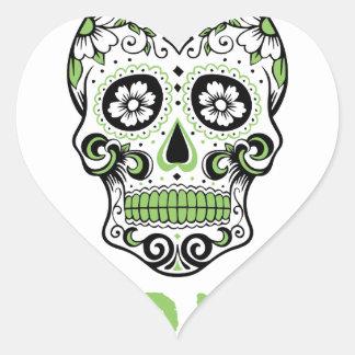Dead Lifts Heart Sticker