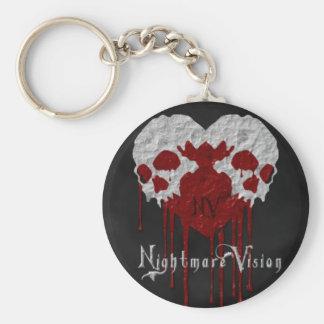 Dead Love Keychain
