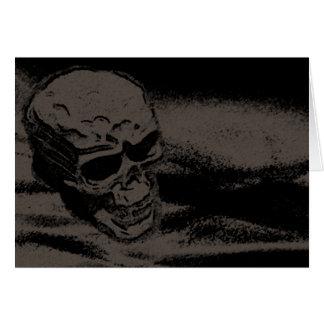 Dead Man Pirate Card
