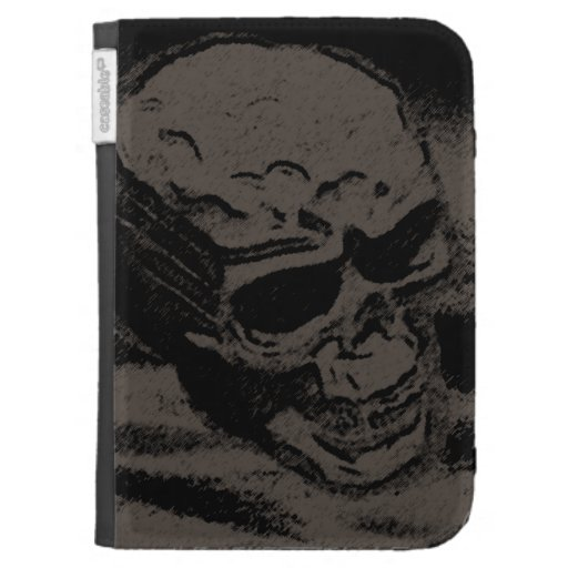 Dead Man Pirate Kindle 3 Covers