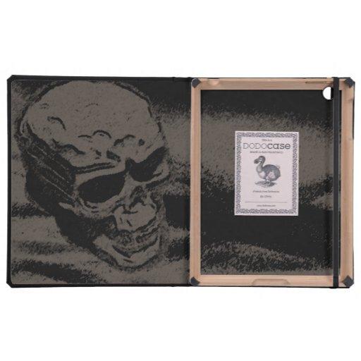 Dead Man Pirate iPad Cases