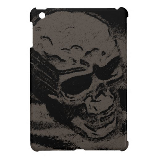 Dead Man Pirate Cover For The iPad Mini
