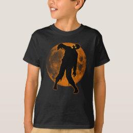 Dead Man Walking Happy Halloween - Party T-shirt