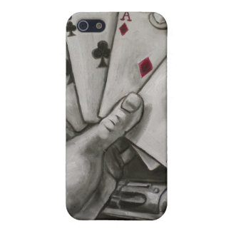 Dead Man's Hand Cover For iPhone SE/5/5s