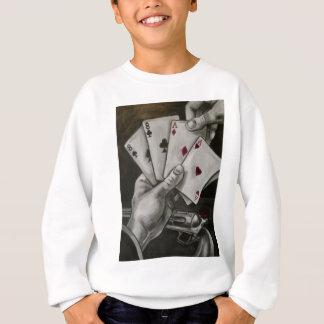 Dead Man's Hand Sweatshirt