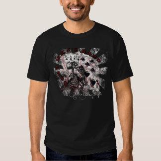 Dead Man's Hand Tee Shirt