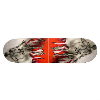 Dead Mans Party Skate Boards