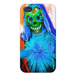 Dead Mary Case For iPhone 4