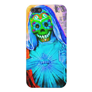 Dead Mary iPhone SE/5/5s Cover