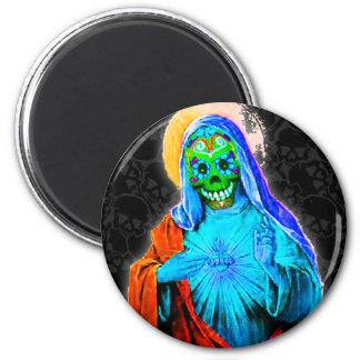 Dead Mary Refrigerator Magnets