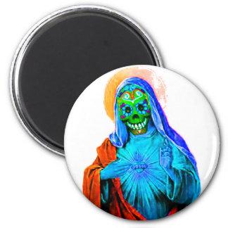 Dead Mary Fridge Magnet