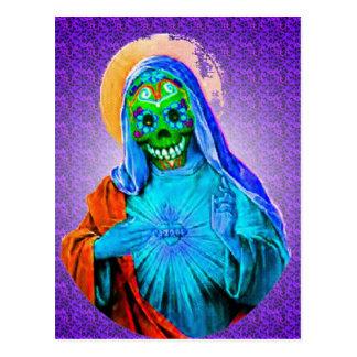 Dead Mary Postcard