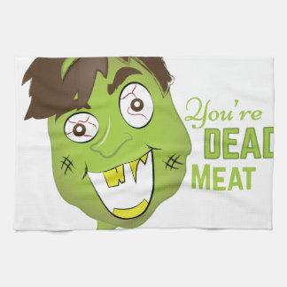 Dead Meat Kitchen Towel