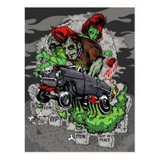 Dead Meat Postcard