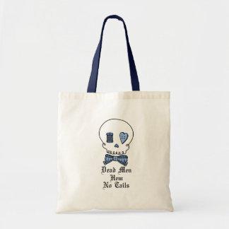 Dead Men Hem No Tails (Blue) Tote Bag