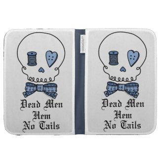 Dead Men Hem No Tails (Blue) Kindle Covers