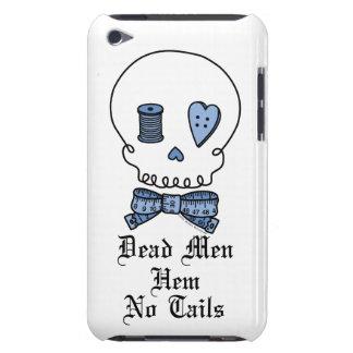 Dead Men Hem No Tails (Blue) iPod Touch Covers