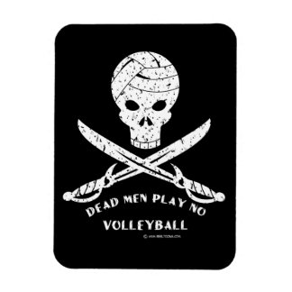 Dead Men Play No Volleyball: Magnet Distressed