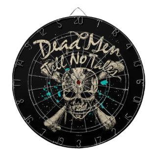 Dead Men Tell No Tales Dart Board