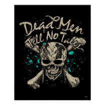 Dead Men Tell No Tales Poster