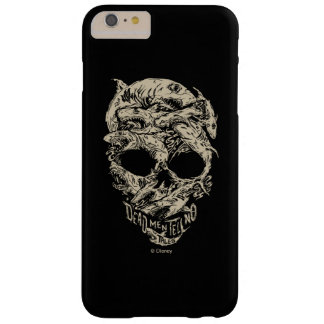 Dead Men Tell No Tales Skull Barely There iPhone 6 Plus Case