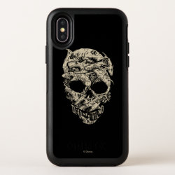 OtterBox Apple iPhone X Symmetry Case with Miles Callisto from Tomorrowland design
