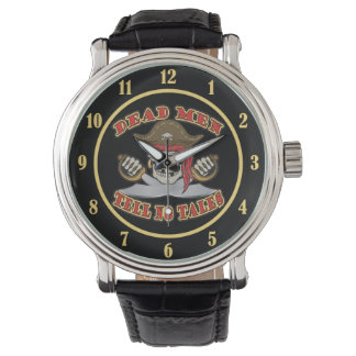 Dead Men Tell No Tales Wrist Watches