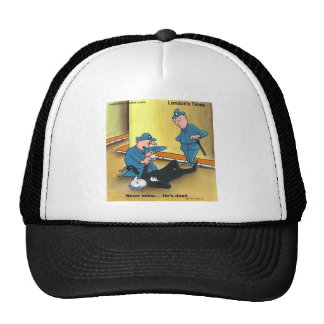 Dead Mime Funny Tees Mugs Cards Gifts Etc Hat