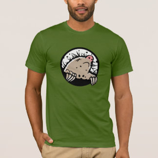 Dead Mole Men's T-Shirt