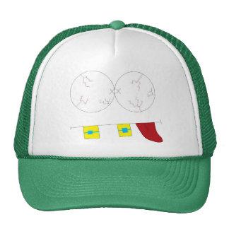 dead nerd trucker hats