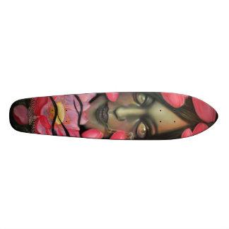 Dead Ophelia Skateboard Oldschool
