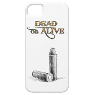 Dead or Alive Bullets iPhone SE/5/5s Case